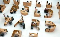 Ruang kantor unik
