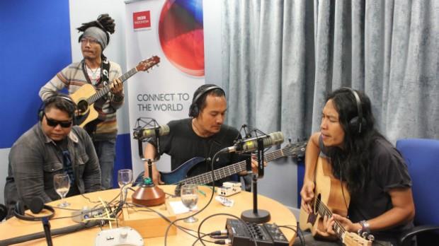 Band Navicula asal Bali