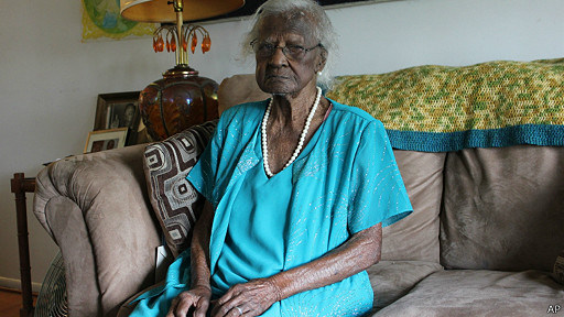 Orang paling tua di dunia