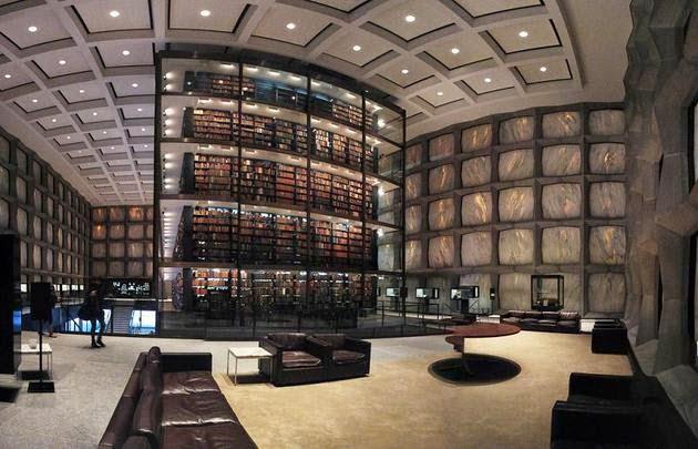 Perpustakaan paling bagus di dunia