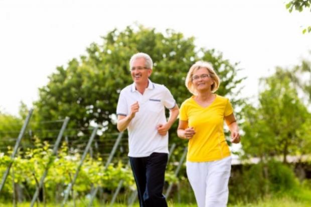 Cara olahraga untuk orang tua
