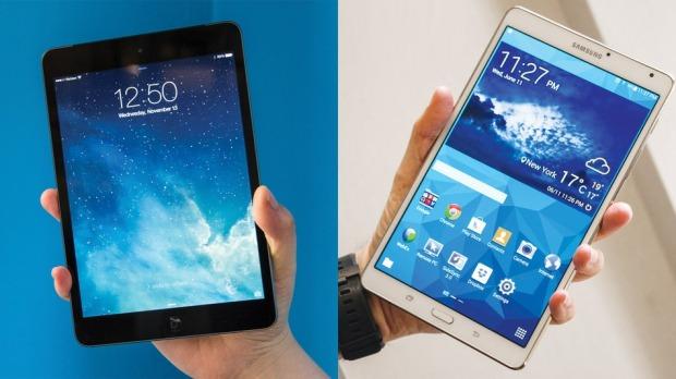 Bagus mana antara samsung tablet dengan ipad