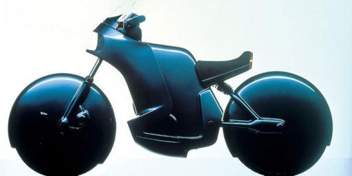 Posrche produksi sepeda motor