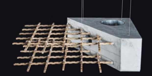Bambu pengganti baja