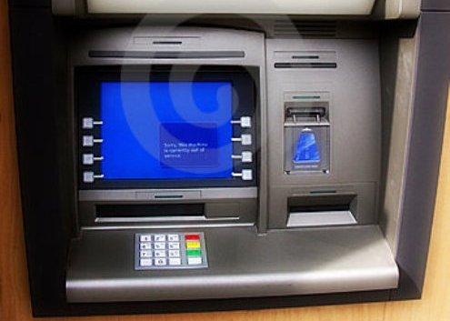 Cara mencuri uang ATM