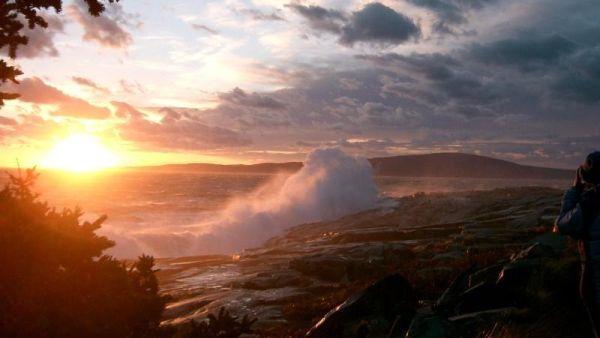 Pemandangan luar biasa taman nasional di dunia