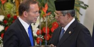 Rekaman SBY dan PM Australia