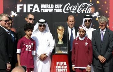 Penyuapan Qatar