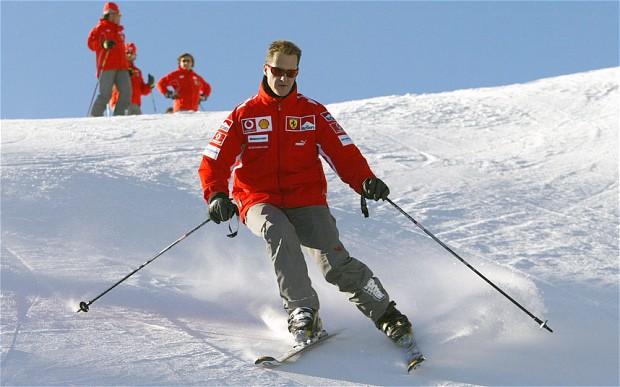 Kecelakaan Schumacher