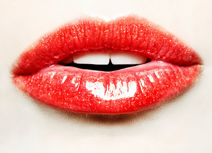 tips lipstik bagi bibir tebal