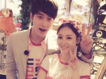 Ada Liu dan Chansung 2PM resmi pacaran