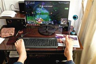 cara mahir game tanpa tangan
