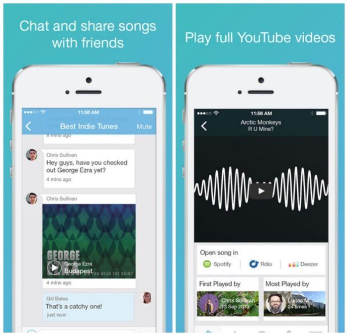 Aplikasi Soundwave untuk Android dan iOS