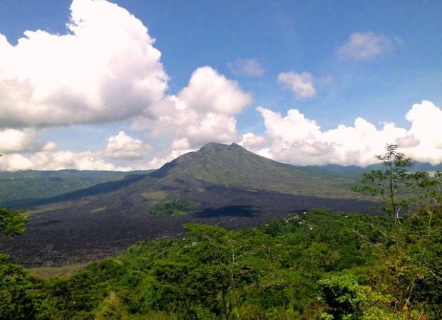 Suasana Gunung Batur, Bali