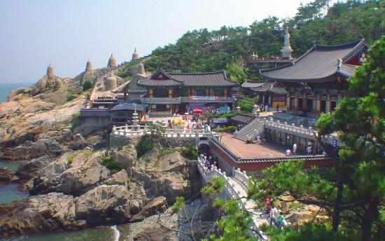 Kuil Haedong Yonggung