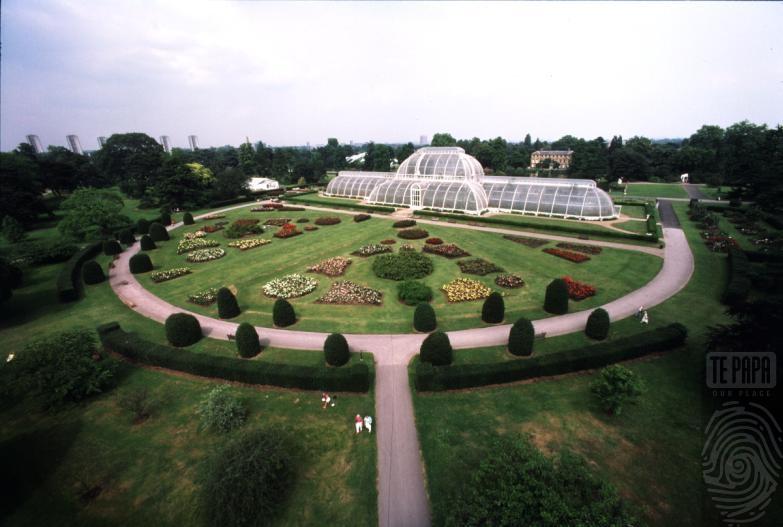 Lokasi Royal Botanic Gardens