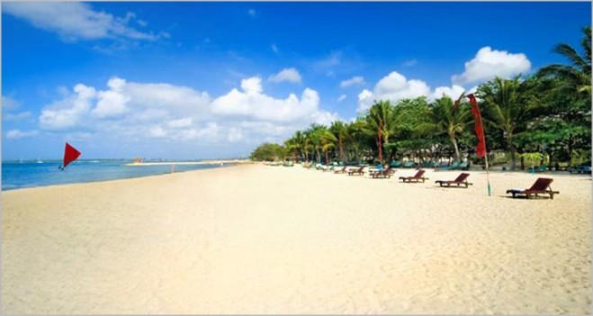 Obyek Wisata Pantai Sanur Bali