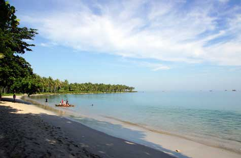 Pantai Ciputih, Pandeglang - Banten
