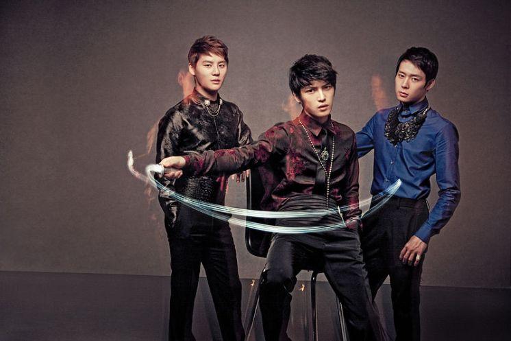 JYJ K-pop