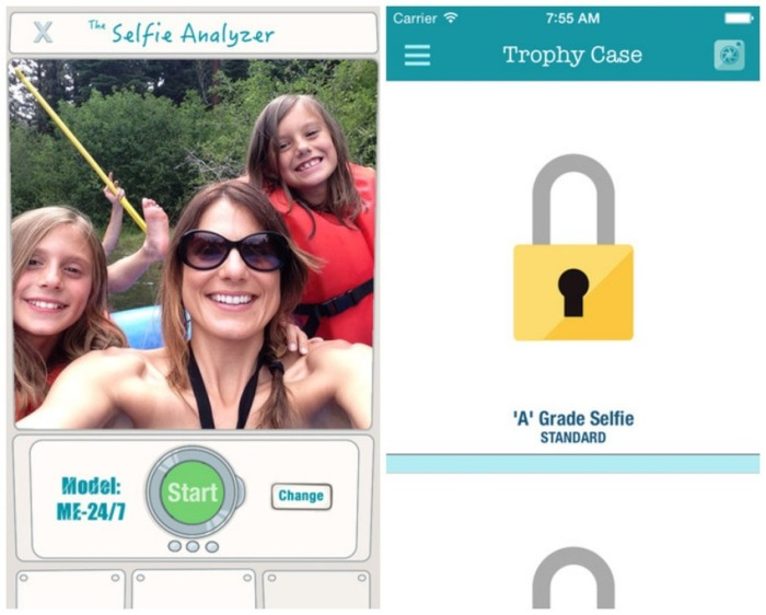 The Selfie Analyzer