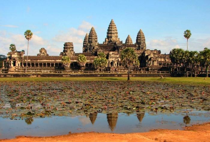 Angkor, kamboja
