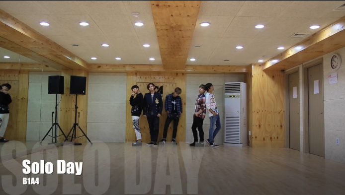 B1A4 - Solo Day