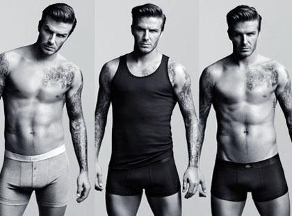Profil David Beckham