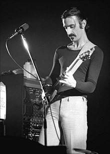 Profil Frank Zappa