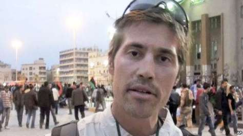 Profil James Foley