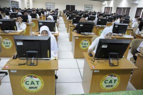 Cara Mengerjakan Tes CAT CPNS 2014