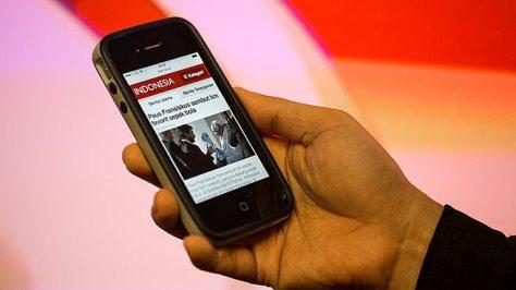 Cara Menulis Artikel untuk Situs Mobile