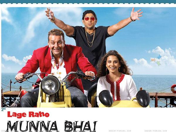Film Bollywood Lage Raho Munna Bhai