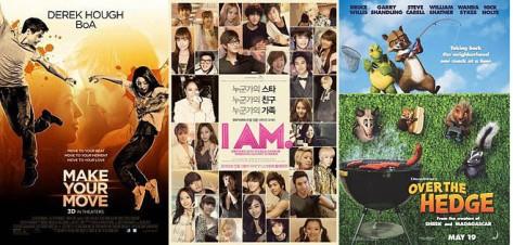 Film yang dibintangi BoA