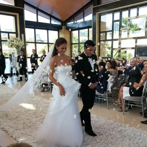 Foto Pernikahan Marissa Nasution