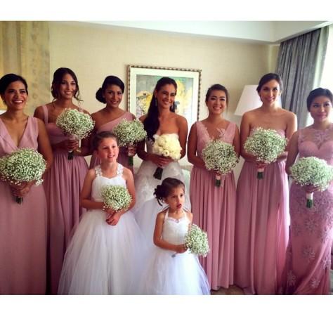 Foto Pernikahan VJ Marissa