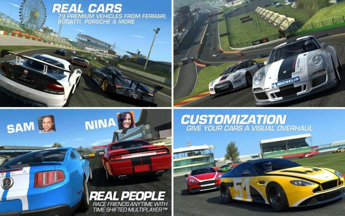 Game Real Racing 3 Gratis