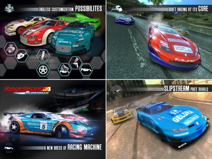 Game Ridge Racer Slipstream
