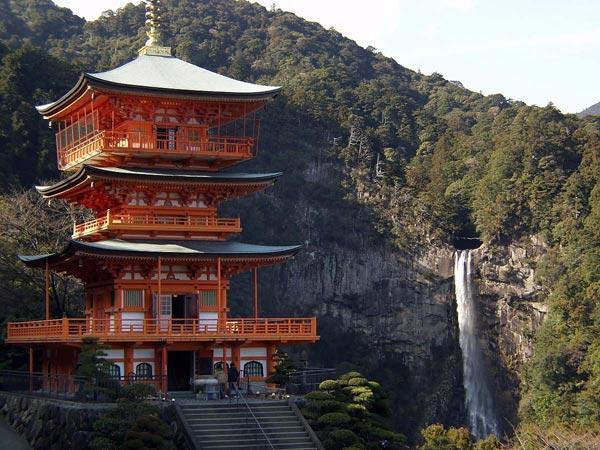 Gunung Omine, Jepang