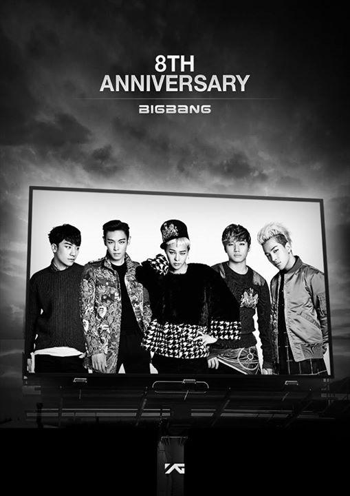 Para personel BIGBANG