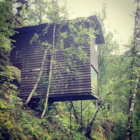 Hotel Unik Juvet Landscape Hotel, Valldal, Norwegia