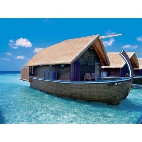 Hotel Unik Cocoa Island Hotel, Kaafu Atoll, Maldives