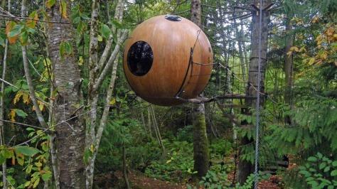 Hotel Unik Free Spirit Spheres