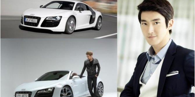 Idola K-Pop Siwon Super Junior