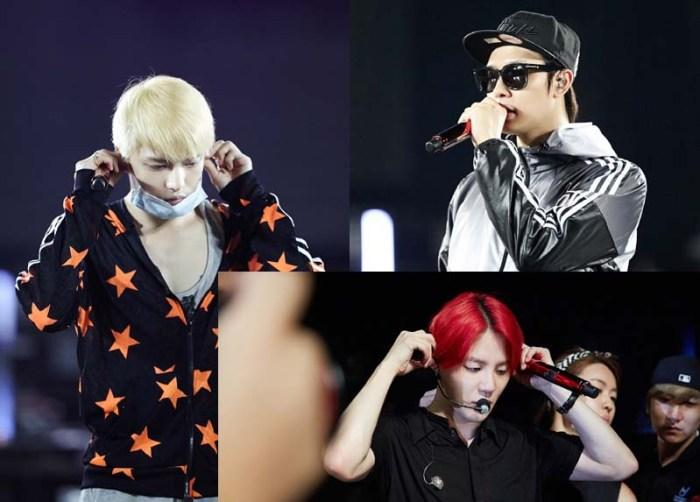 JYJ Konser Tour Asia