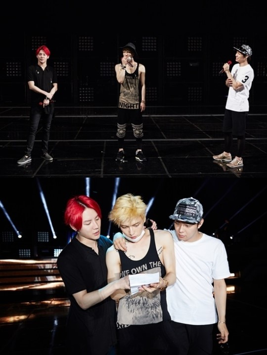 JYJ tour  'The Return of the King'