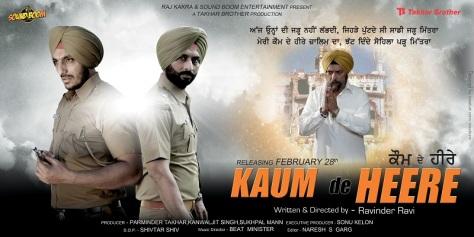 Kaum De Heere - Film Bollywood Kontroversi