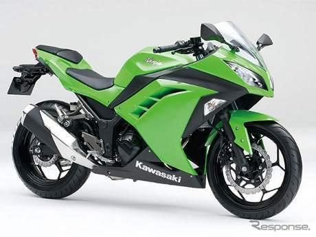 Kawasaki Ninja 250 tahun 2015