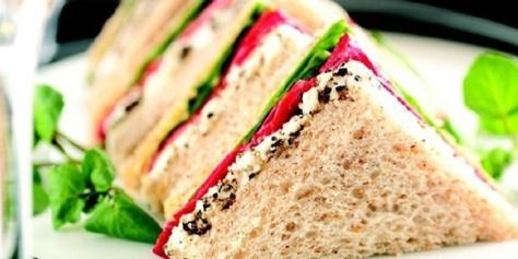 Keunikan Roti Sandwich