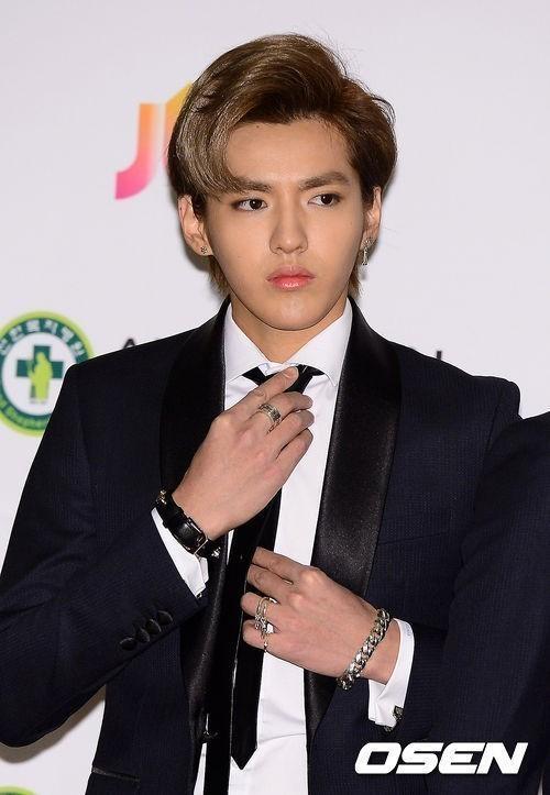 Kris, Mantan anggota EXO