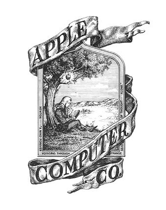 Logo Asli Apple